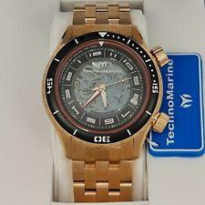 Technomarine 218013 Manta Dual Zone Automatic 47mm  Mens Watch
