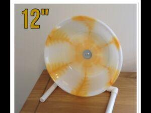 "12"" Animal Wheel, HEDGEHOG ,RAT,GERBIL ,HAMSTER , Animal Wheel EXERCISE WHEEl"