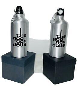 Goo Goo Dolls Water/Drink Bottle Lot- Aluminum