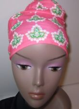 Alpha Kappa Alpha Sorority Multi-functional Headband Scarf  yoga bandanna