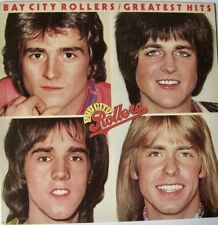 Bay City Rollers Greatest Hits LP Arista # AB 4158 Excellent '77 Release