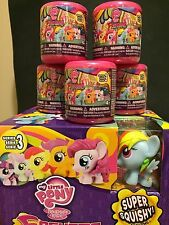(5x) MY LITTLE PONY FASHEMS MASHEMS-1 character per Blind Pack-Series3( or 6 )