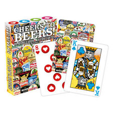 Cheers to Beers! Playing Cards NEW