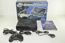 Saturn Console Boxed - Sega Saturn - used