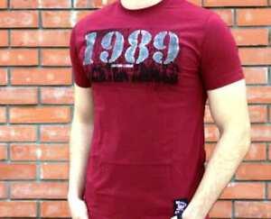 DELIJE SEVER 1989   Red Star Belgrade T-shirt  XL SIZE