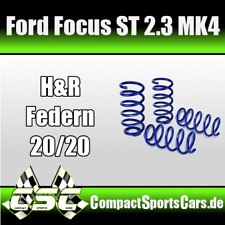 H&R Fahrwerksfedern/Tieferlegungsfedern   Ford Focus ST 2.3T MK4 DEH