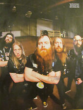 Valient Thorr, Full Page Pinup