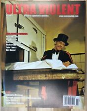 ULTRA VIOLENT Horror & Exploitation Cinema Magazine #11 (2011) FINE