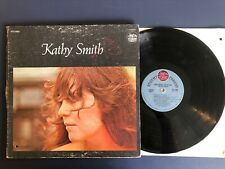 KATHY SMITH Some Songs I've Saved Gatefold LP Vinyl VG/VG