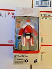 Star Wars Black Series Range Trooper Holiday Edition Target Exclusive In Hand NM