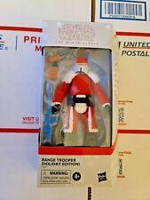 Star Wars Black Series Range Trooper Holiday Edition Target Exclusive In Hand NM