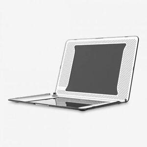 "TECH21 Impact Snap 12"" MacBook Hardshell Case - Matt Black"