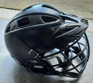 Cascade CLH2 Lacrosse Helmet Size 2*, BBB, M-R Black