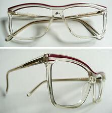 Gianni Versace 416 montatura per occhiali vintage frame eyeglasses 1980's NOS