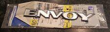 NOS GMC GM OEM 02-06 Envoy Front Door-Emblem Badge Nameplate 15123976
