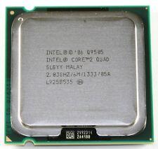Intel Core2 Quad Q9505 2.83GHZ 6MB Cache 1333FSB LGA775 CPU Processor