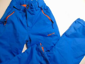arctix snow pants youth kids boys large blue great condition