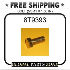 8T9393 - BOLT (5/8-11 X 1.50 IN)  for Caterpillar (CAT)