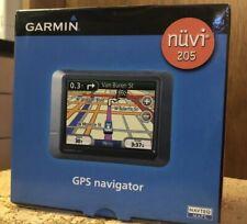 Garmin nüvi 205 Automotive Mountable-  NEW IN BOX GPS Car Navigation / Navigator
