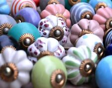 Assorted Mix-Ceramic Door Drawer New Cupboard Pulls Handles Kitchen Door Knobs
