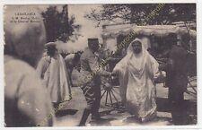 CPA MAROC CASABANCA S.M. MOULAY HAFID & Général MOINIER Edit ca1912