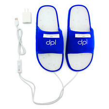 DPL Foot Pain Relief Infrared Light Therapy Slippers M