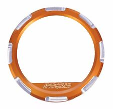 ModQuad UTV Billet Aluminum Orange Dash Bezel for Polaris RZR & Ranger
