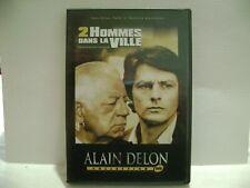 DVD  ALAIN DELON 2 HOMMES DANS LA VILLE