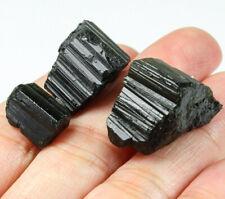 72Ct Nigerian Natural Green Tourmaline Crystal Facet Rough Specimen YNR31