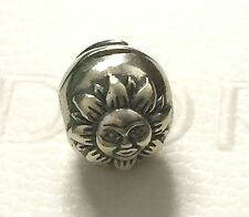 AUTHENTIC PANDORA SILVER  SUN AND MOON CLIP 791208CZ