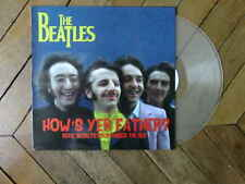 THE BEATLES How's yer father LP Vinyl couleur some secrets from under the bed