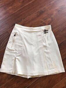 Jamie Sadock Golf/Tennis skirt . Kick Pleats & attached undershorts . Preowned