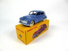 Peugeot 203 bleue - 1/43 DINKY TOYS Voiture miniature 24R (MB102)