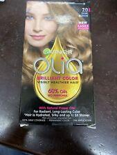 2 Garnier Olia Ammonia Free Hair Color 7.0 DARK BLONDE