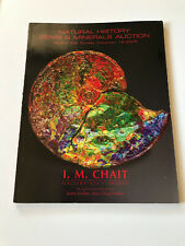 Mineralogical Book, Chait, auction guide, December 2005