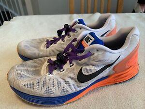 Men's Nike Luna Glide 6 Running Fitness Trainers Size Uk 9