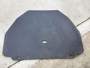 88-91 1990 90 Honda CRX Hatch Area Spare Tire Jack Cover OEM FREE SHIPPING!