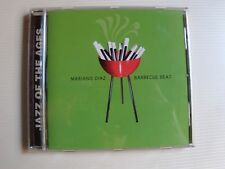 MARIANO DIAZ : Barbecue Beat - CD 2003 Spain SATCHMO JAZZ RECORDS SJR CD 00056J