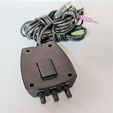 Klipsch ProMedia 4.1 Volume Controller Control Pod Wiring Wires Speaker Harness