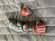 MARVEL LEGENDS CRIMSON DYNAMO ARM AND HEAD BAF PARTS