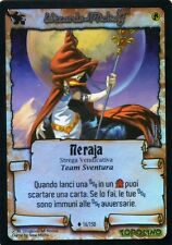 WIZARDS OF MICKEY Neraja 16/150 FOIL LE ORIGINI ITA NEAR MINT