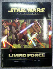 star wars role playing game living force campaigne guide