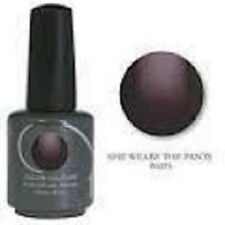 Entity 1 One Color Couture Soak Off Gel Polish  ~ SHE WEARS THE PANT  ~ .5 oz