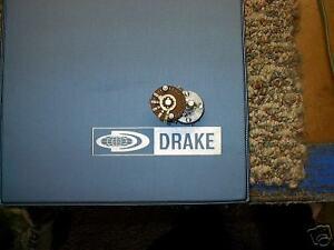 Drake W-4/WV-4 range switch