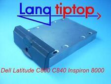 Dell Latitude c800 c840 Inspiron 8000 discos duros marco