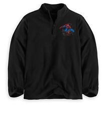 Disney Authentic Amazing Spiderman Boys Fleece Coat Jacket sz 2/3 Vacation Gift