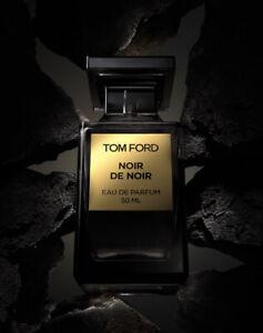 Tom Ford Noir De Noir 2ml SAMPLE VIAL 🔥Dark & Sexy🔥 Eau De Parfum