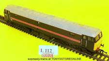 L112 lima (hornby) oo fragonset loco black class 47 703 DCC fitted nr xclnt