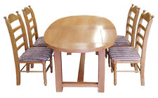 John Lewis Pine Dining room table, seats upto 6 - very heavy