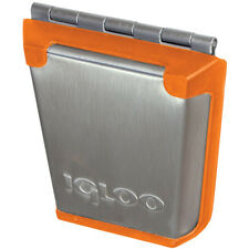 IGLOO Replacement Cooler Latch - Stainless Steel/Orange